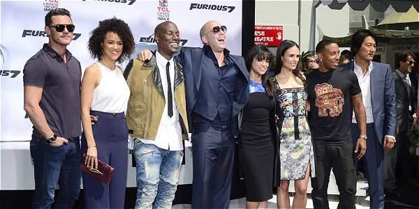 'Rápido y furioso' debuta con más de 100 millones de dólares en EE.UU.