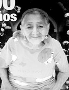 Sepelio Ana Rosa Delgado Mantuano