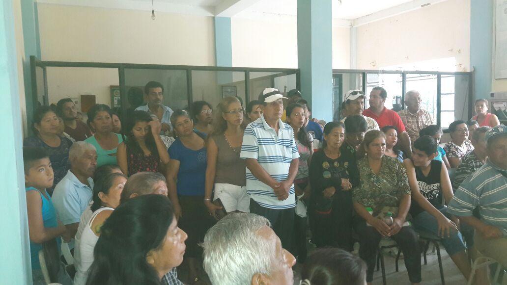 Afectados por el terremoto en Montecristi todavía esperan sus viviendas