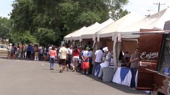 Festival de 'Las Huecas' tuvo gran acogida