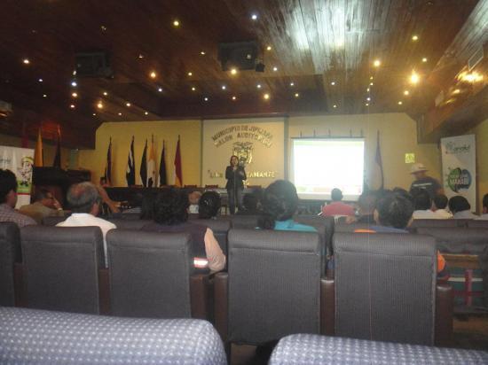 Promueven ordenanza de cambio climático entre los gobiernos locales