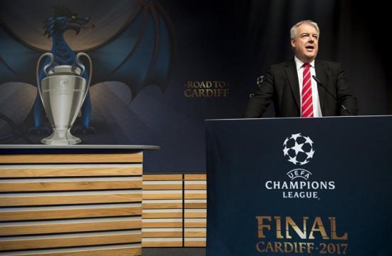 Real Madrid y Atlético se enfrentan por alcanzar la final de la Champions League