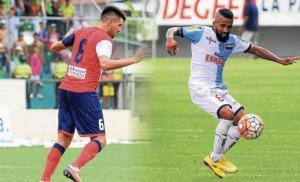 Colón FC venció 3-1 al Manta FC en Santa Ana