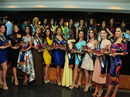 22 bellezas compiten hoy por ser la nueva Miss Ecuador