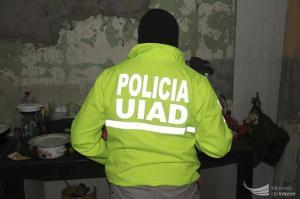 Dos detenidos en operativos