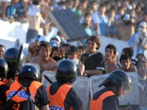 La violencia en el fútbol argentino, una sombra recurrente