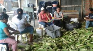 Ultiman preparativos para el Festival de la torta de choclo en Paján