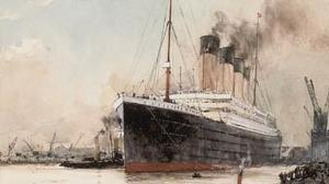 Un abrigo de una azafata del Titanic se vende por más de 100 mil dólares