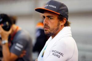Fernando Alonso: 'Quiero ser el piloto más completo del mundo'