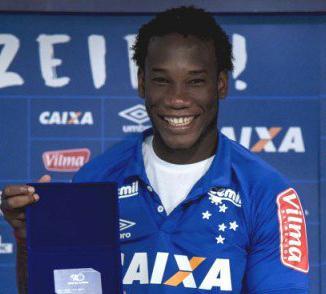 'Kunty', titular  en Cruzeiro