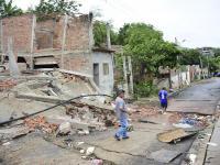 Inundaciones, deslizamientos y  colapsos, problemas que se repiten