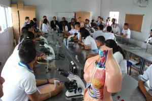 Inauguran en Manta la Unidad Educativa Tarqui Siglo XXI