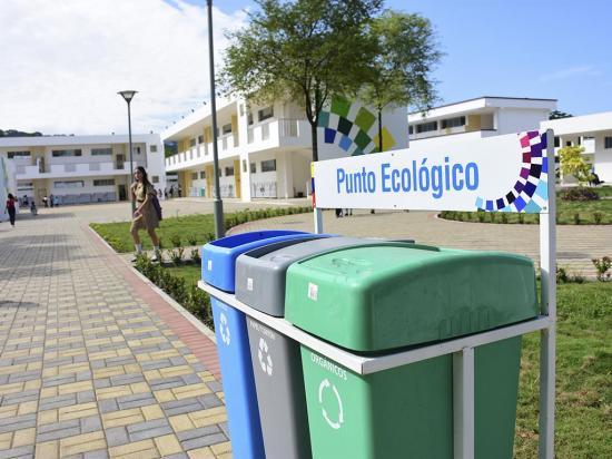 Sólo el 8% de la basura de Portoviejo se clasifica