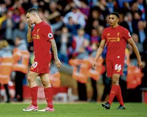 Liverpool se complica