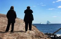 Se 'pierde' espectacular iceberg que atrajo cientos de visitantes a Canadá