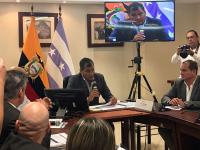 Número de fallecidos por lluvias en Ecuador asciende a 34, informó el presidente Correa