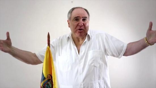 Abdalá Bucaram regresará a Ecuador el próximo 17 de junio