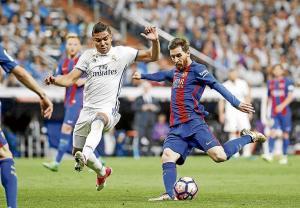 Messi cubre  falencias
