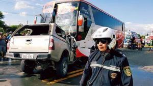Un fallecido en accidente de tránsito en la vía Isidro Ayora-Lomas de Sargentillo