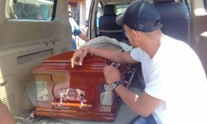 El locutor Fabricio Parrales será sepultado este viernes