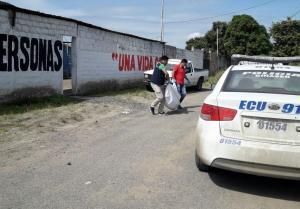 Un hombre es hallado muerto en una casa de acogida de Portoviejo