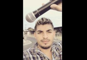 Luto en la radio por la muerte de Fabricio Parrales