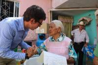 Banco le impide abrir una cuenta a una mexicana de 116 años