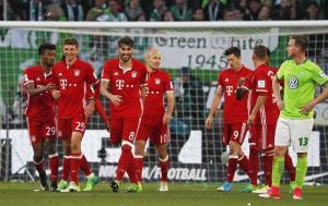 El Bayern, campeón de la Bundesliga por quinto año consecutivo