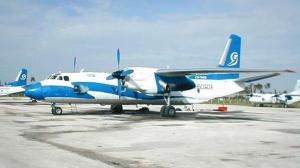 Reportan la desaparición de un avión de la compañía cubana Aerogaviota