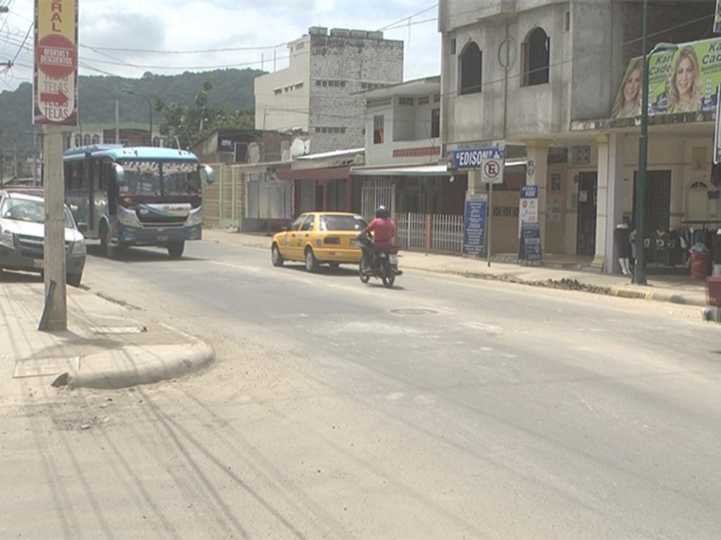 Se normaliza el tr nsito vehicular en la calle am rica y g for Calle mistral
