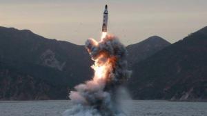 Corea del Norte continúa con su desafío y lanza un nuevo misil