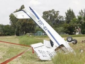Dos personas mueren en un accidente de avioneta en Brasil