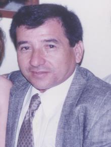 Sepelio Oscar Germán  Mieles Guerrero