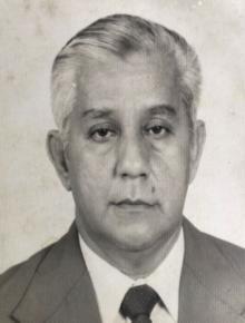 Sepelio  Julio César Mejía Vinces