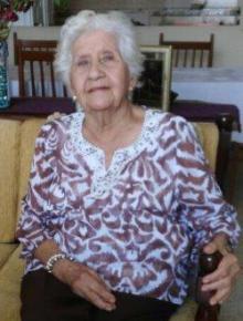 Sepelio Bella Esmeralda Cañarte Mendoza
