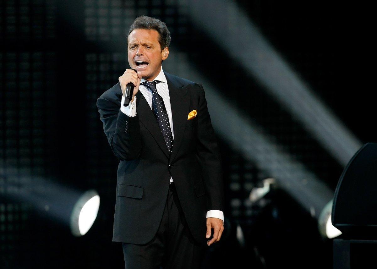 El cantante Luis Miguel es arrestado en Estados Unidos