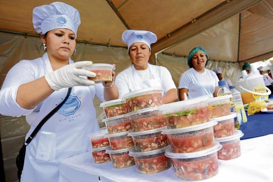 Habrá 7 festivales gastronómicos en Portoviejo