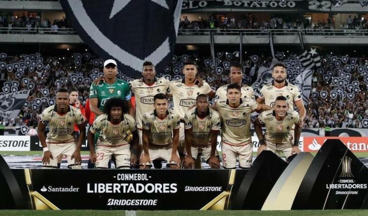 Barcelona SC supera el 'grupo de la muerte' y clasifica a octavos de la Copa Libertadores