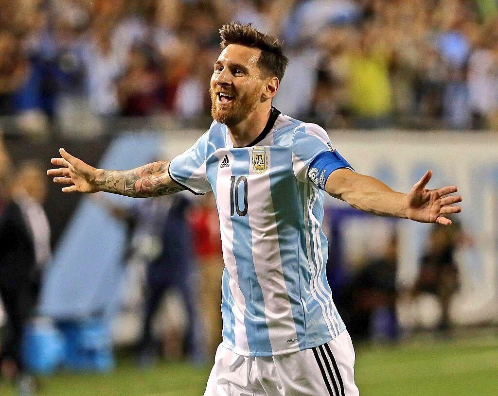 Messi sí podrá jugar con Argentina tras retiro de sanción ...
