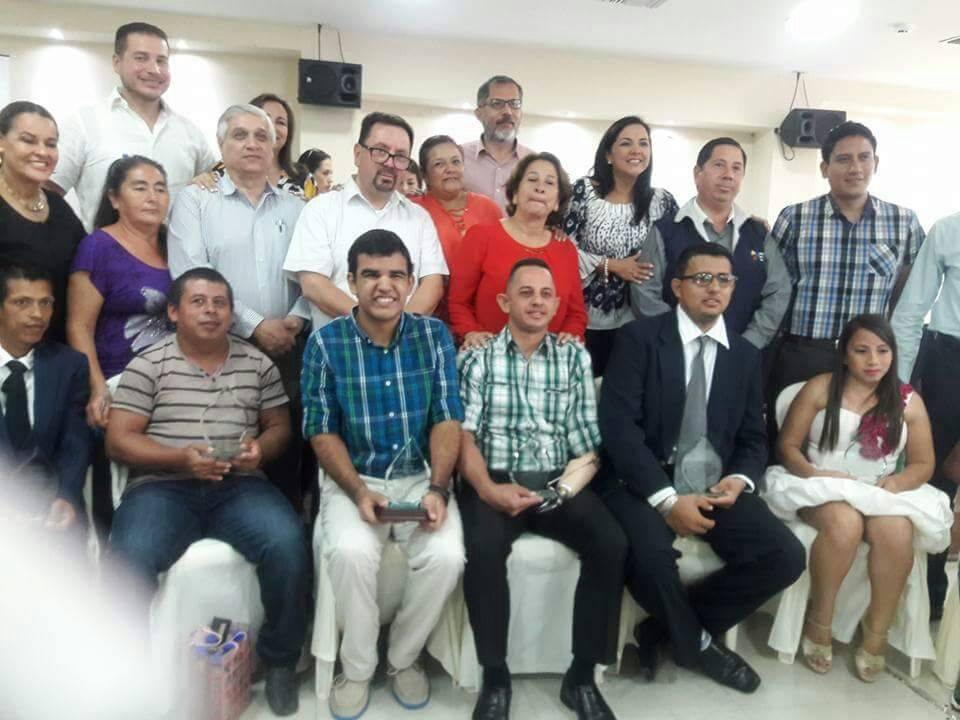 Jóvenes autogestores de la provincia reciben reconocimiento