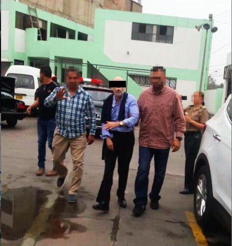 Correa confirmó la detención en Perú de Charlie Pareja Cordero