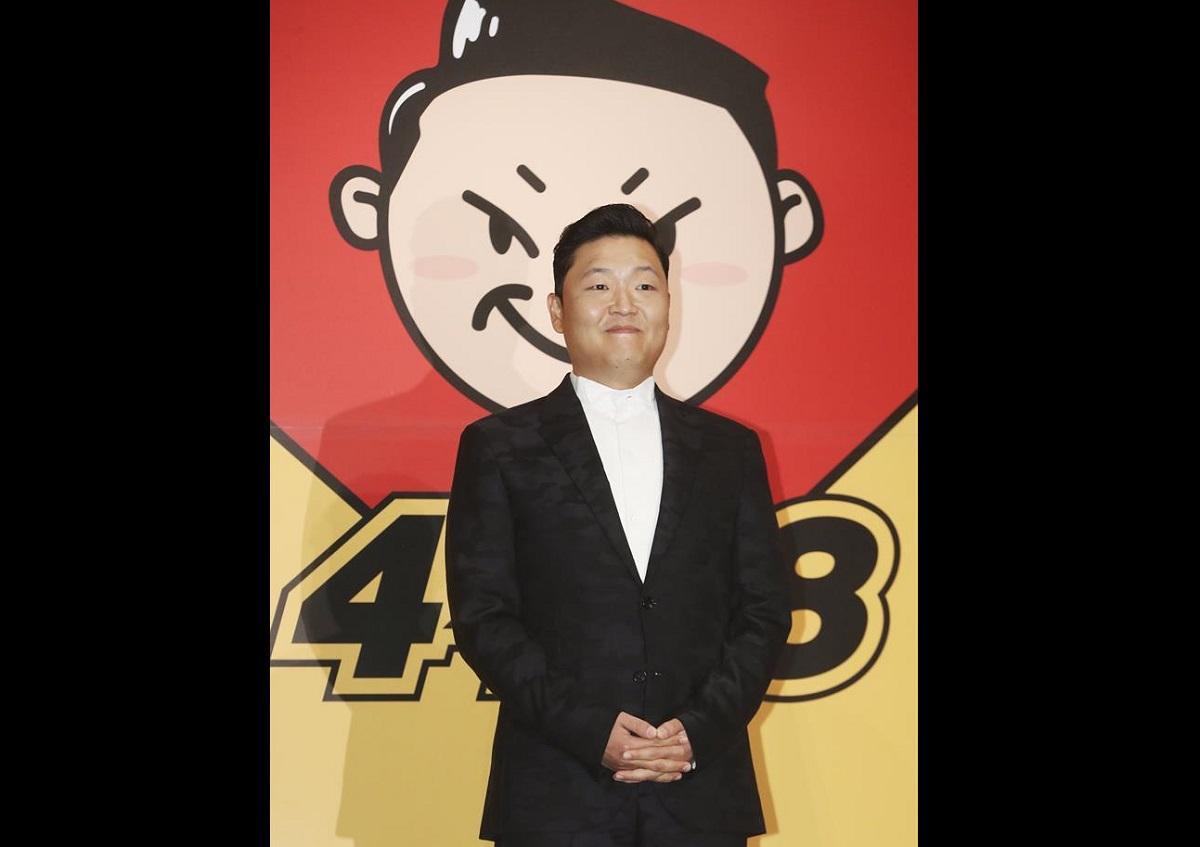 El rapero surcoreano Psy presenta nuevo disco y dos sencillos