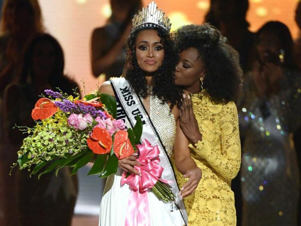Una joven científica es la nueva Miss USA