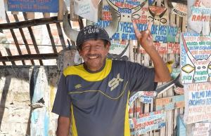 Muere Ramoncito Mendoza, presidente del club de los 'cachudos'