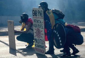 Muere joven arrollado durante una manifestación en el oeste de Venezuela