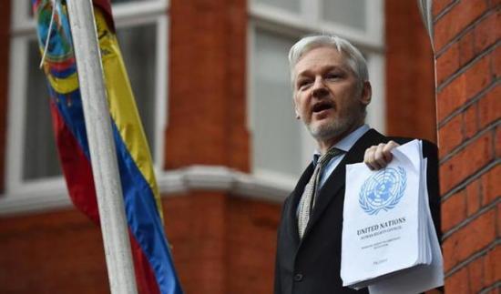 Fiscalía cierra caso Assange por imposibilidad de hacer avanzar investigación