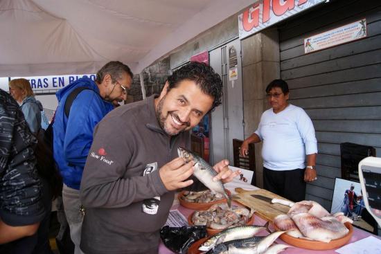 Chef ecuatoriano pide conocer origen de camarones frente a acuicultura dañina