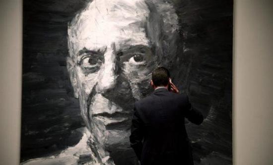 Una pintura sobre papel de Picasso, vendida en Nueva York por 372.500 dólares