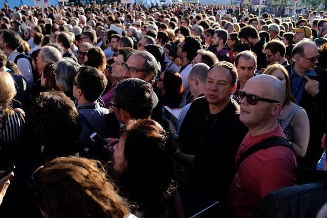 Una falsa alarma evacúa durante unos minutos parte del festival de Cannes