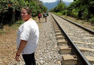 'Las Patronas' de la frontera: el grupo que alivia el camino de los inmigrantes en México